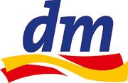 Logo dm Drogerie Markt